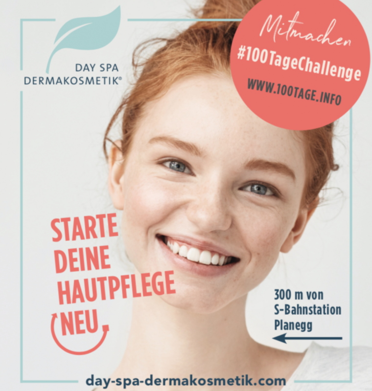 Day Spa Dermakosmetik – modern-elegantes Corporate Design